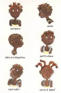 Les coiffures detransition