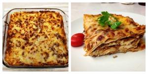 Ma recette de Lasagne!