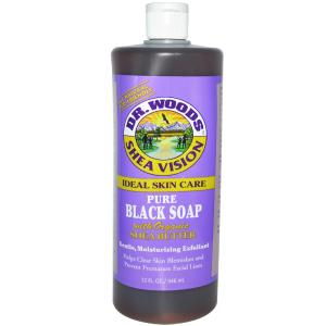 Dr Woods Black Soap