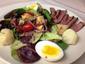 Ma recette de Salade!