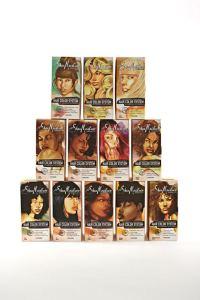 La gamme de Soins colorants de Shea Moisture!