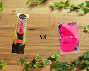 Tangle Teezer VS Denman